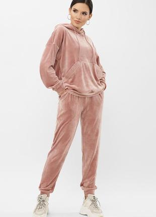 Скидка!!! мягкий велюровый костюм (7 цветов)* отличное качество