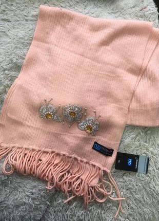 Теплий шарф новий