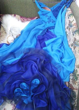Бальное платье elegance for dance
