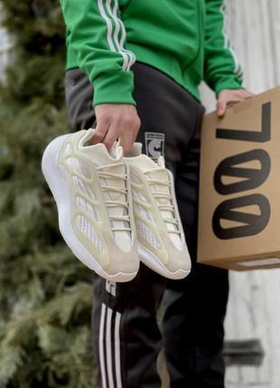 Кроссовки adidas yeezy boost 700 v3 white