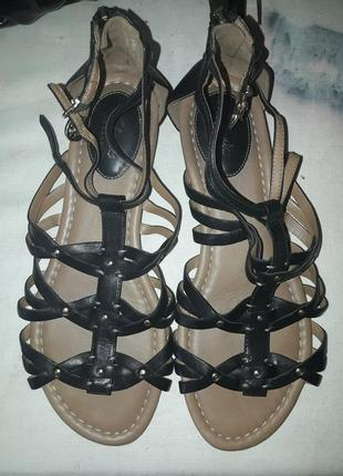 Босоножки сандалии 41размер clarks