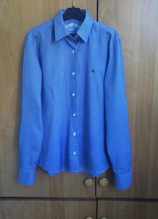 Рубашка в полоску tommy hilfiger