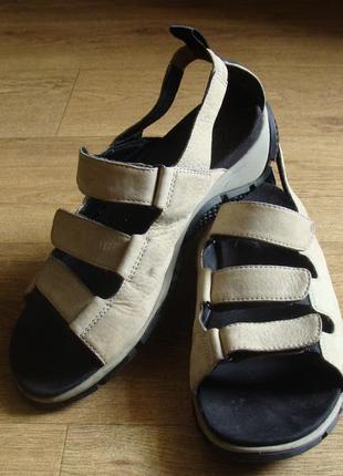 Сандалии босоножки кожаные clarks springers - оригинал