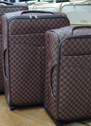 Скидка! чемодан средний в стиле louis vuitton