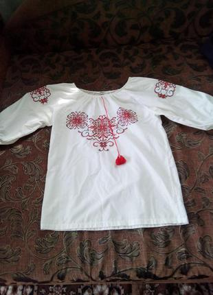 Украинська вишиванка