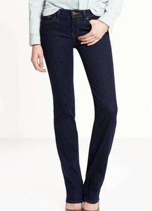 Стильные джинсы levis 714