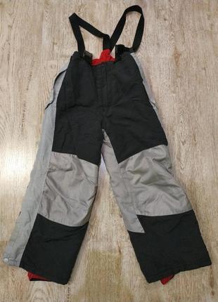 Лижні штани/комбінезон