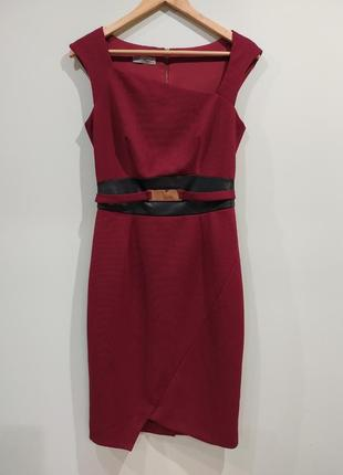 Платье праздничное коктельное вечернее плаття вечірнє асимметричный