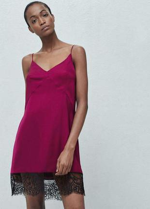 Платье- комбинация mango размер с