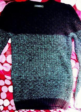 Длинный свитер bershka