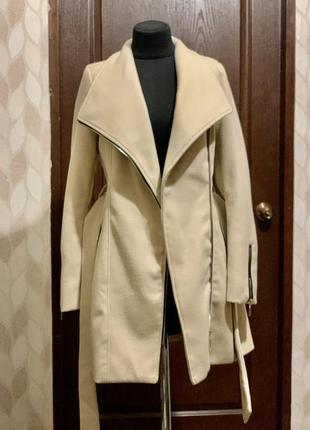 Пальто mohito женское