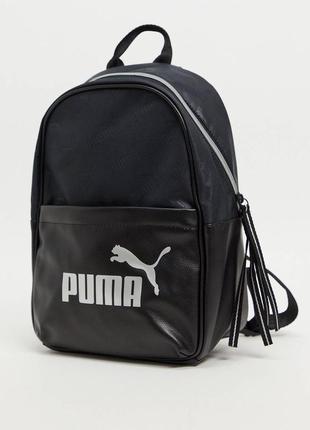 Нереальный черный рюкзак puma