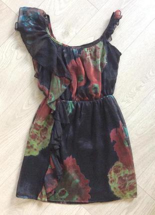Короткое платье ax paris