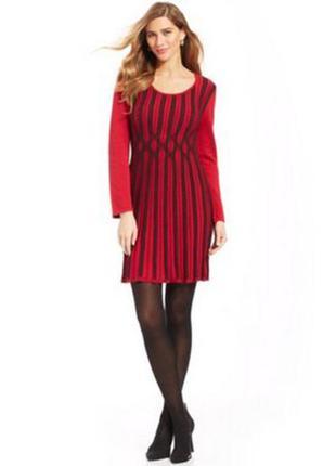 Роскошное платье style & co sweater dress