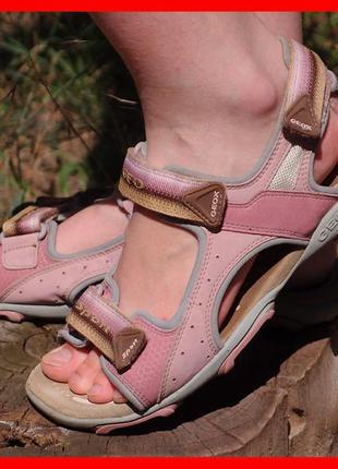 Босоножки сандалии сандали geox оригинал вьетнам размер 39