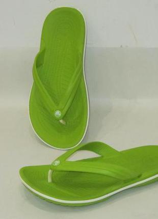 Вєтнамки crocs оригінал унісекс р.w-6,m-4 ,стелька 25см