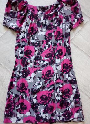 Платье цветы river island