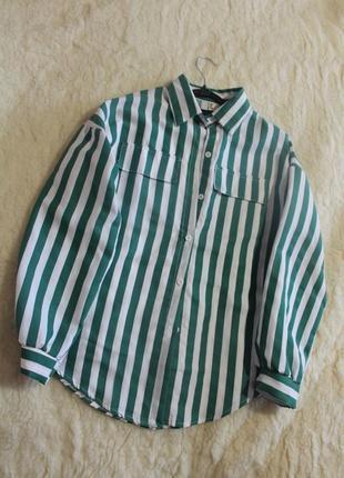 Сорочка в смужку рубашка