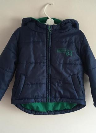 Куртка next - 2-3 роки