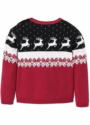 Детский рождественский пуловер, lupilu, германия