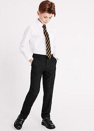 Классические брюки с тефлоновым покрытием tu на мальчика рост 140(10 лет)