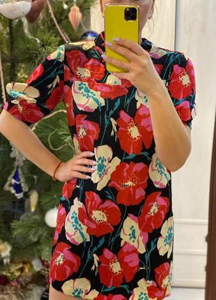 Платье zara , 36 размер