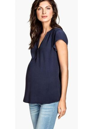 Блуза для беременных hm mama(maternity)