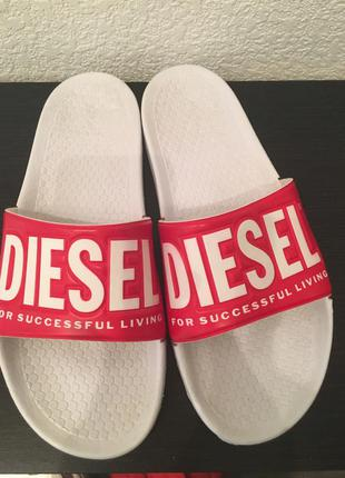 Шлёпанцы diesel оригинал