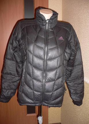 "Зимняя куртка ""adidas"" пуховик"