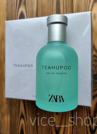 Zara teahupoo 80 мл духи парфюмерия туалетная вода оригинал испания