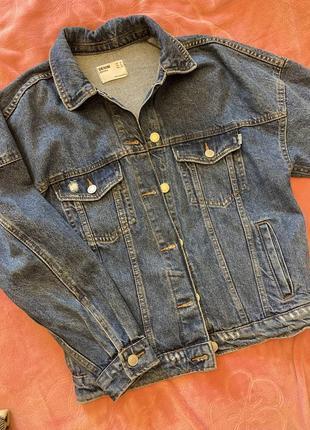 Джинсовка, джинсовая куртка, жакет