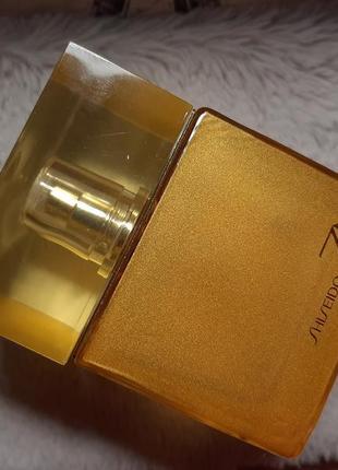 Парфюмированная вода shiseido zen остаток 7 мл