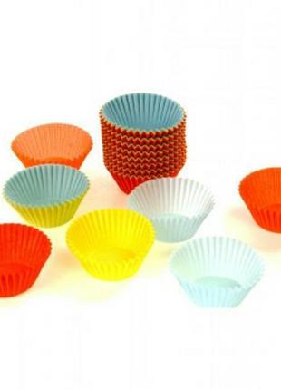 Набор формочек для кексов 150 шт в наборе