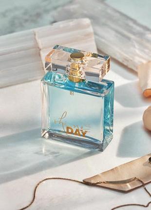 Женская парфюмированная вода каролина куркова, shine by day, lr