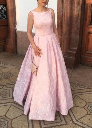 Шикарное выпускное платье , свадебное, нереальное платье на выпускной