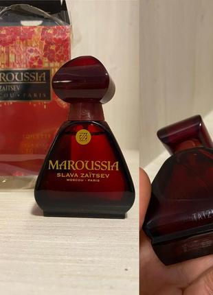 Парфюм, духи slava zaitsev maroussia