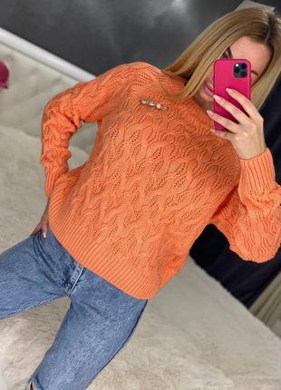 Топ продаж! красивый женский свитер. разные цвета