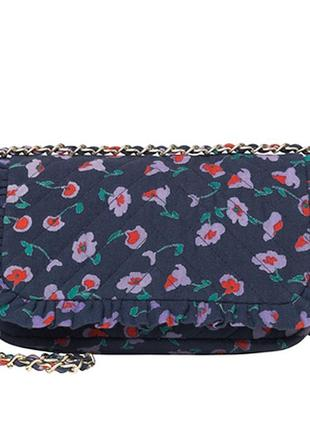 Крута лімітована сумка beck sondergaard ручний розпис багет  принт клатч