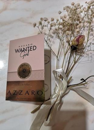 Azzaro пробник духов