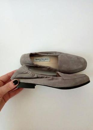 Шикарные полностью натуральные туфли италия не секонд!