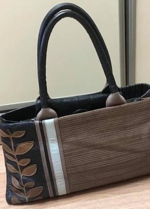 Сумка radley сумочка натуральная кожа
