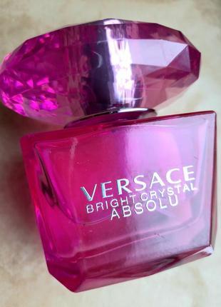 💖 versace 💖 versace bright crystal absolu версаче брайт кристал парфюмерная вода