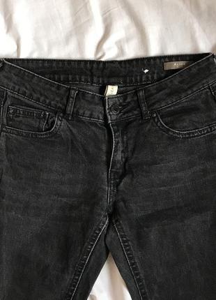 Чорні джинси mango