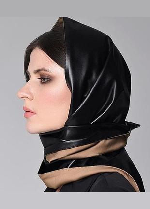 Косынка платок утепленный. тренд 2021