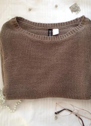 Приятный свитер от h&m