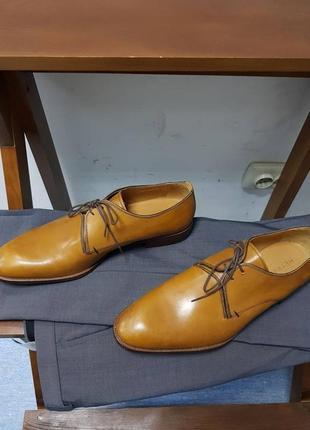 Мужские туфли heyraund размер 44
