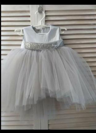 Плаття для маленької принцеси і її мами
