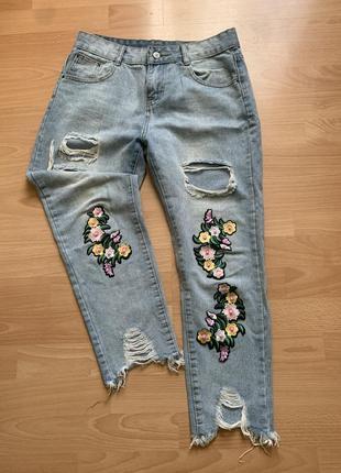 Джинсы джинси штаны