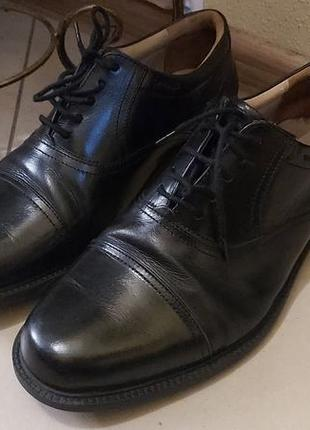 Туфли классика на шнурках 41р