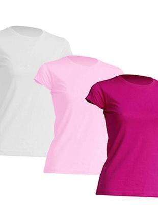 Комплект базовых футболок 100% хлопок размеры